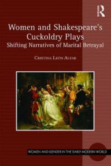 Omslag - Women and Shakespeare's Cuckoldry Plays