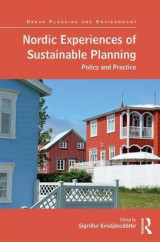 Omslag - Nordic Experiences of Sustainable Planning