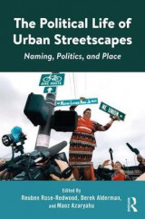 Omslag - The Political Life of Urban Streetscapes