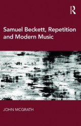 Omslag - Samuel Beckett, Repetition and Modern Music