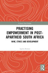 Omslag - Practising Empowerment in Post-Apartheid South Africa