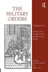 Omslag - The Military Orders: Volume 6.1