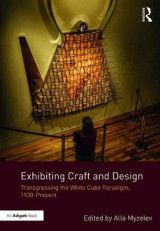 Omslag - Exhibiting Craft and Design
