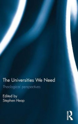 Omslag - The Universities We Need