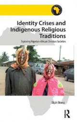 Omslag - Identity Crises and Indigenous Religious Traditions