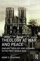 Omslag - Theology at War and Peace