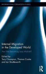 Omslag - Internal Migration in the Developed World