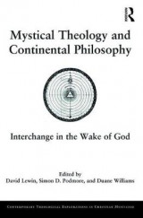 Omslag - Mystical Theology and Continental Philosophy
