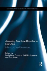 Omslag - Assessing Maritime Disputes in East Asia