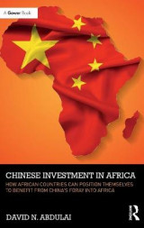 Omslag - Chinese Investment in Africa
