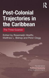 Omslag - Post-Colonial Trajectories in the Caribbean