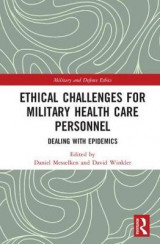 Omslag - Ethical Challenges for Military Health Care Personnel