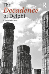 Omslag - The Decadence of Delphi