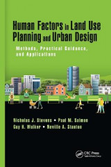 Omslag - Human Factors in Land Use Planning and Urban Design