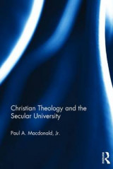 Omslag - Christian Theology and the Secular University
