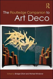 The Routledge Companion to Art Deco (Innbundet)