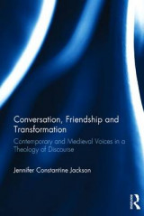Omslag - Conversation, Friendship and Transformation
