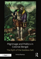 Omslag - Pilgrimage and Politics in Colonial Bengal