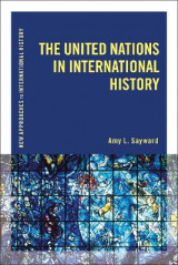 Omslag - The United Nations in International History