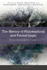 Omslag - The History of Philosophical and Formal Logic