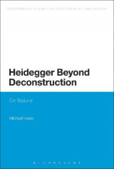 Omslag - Heidegger Beyond Deconstruction