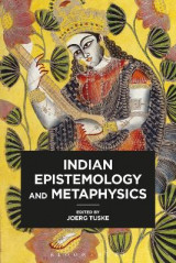 Omslag - Indian Epistemology and Metaphysics