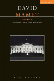 Mamet Plays: 6 av David Mamet (Heftet)