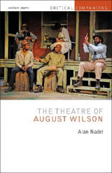 Omslag - The Theatre of August Wilson