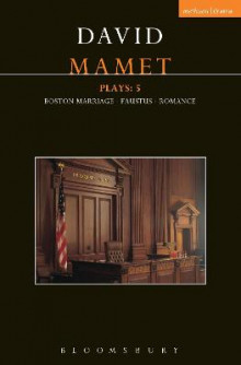 Mamet Plays: 5 av David Mamet (Heftet)