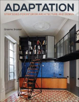 Omslag - Adaptation Strategies for Interior Architecture and Design