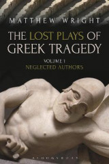 Omslag - The Lost Plays of Greek Tragedy: Volume 1