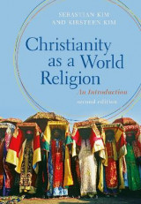 Omslag - Christianity as a World Religion