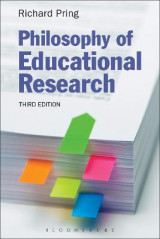 Omslag - Philosophy of Educational Research