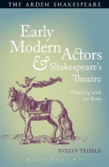 Omslag - Early Modern Actors and Shakespeare's Theatre