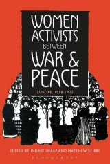 Omslag - Women Activists Between War and Peace