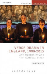 Omslag - Verse Drama in England, 1900-2015