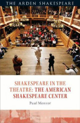Omslag - Shakespeare in the Theatre the American Shakespeare Center