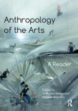 Omslag - Anthropology of the Arts