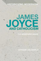 Omslag - James Joyce and Catholicism