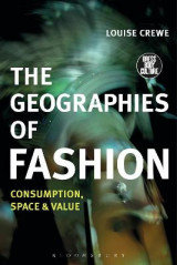 Omslag - The Geographies of Fashion