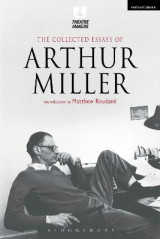 Omslag - The Collected Essays of Arthur Miller