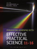 Omslag - Enhancing Learning with Effective Practical Science 11-16: 11-16