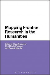 Omslag - Mapping Frontier Research in the Humanities