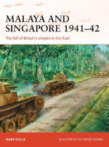 Omslag - Malaya and Singapore 1941-42