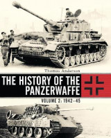 Omslag - The History of the Panzerwaffe: 1943-45 Volume 2
