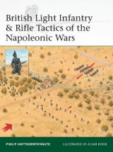 Omslag - British Light Infantry & Rifle Tactics of the Napoleonic Wars
