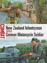 Omslag - New Zealand Infantryman vs German Motorcycle Soldier