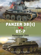 Omslag - Panzer 38T vs BT-7