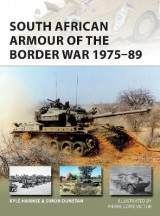 Omslag - South African Armour of the Border War 1975-89