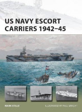 Omslag - US Navy Escort Carriers 1942-45
